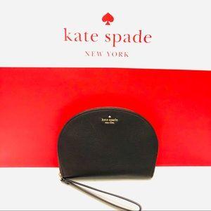 ♠️Kate Spade ♠️- Half Moon Wristlet (Hold My Phone